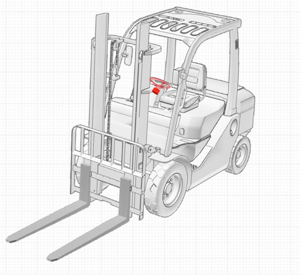 Material Handling - Tactile Feedback Device