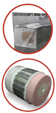Decrease electric motor operating temperature by up to 50°C or increase power output up to 30% when potting with CoolTherm materials.