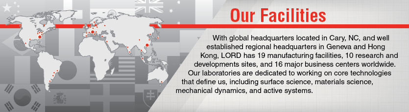 Our Company | LORD Corp