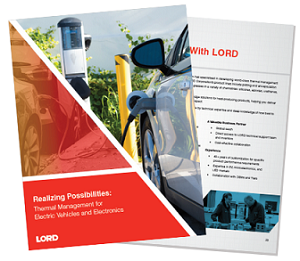 Thermal Management for Electric Vehicles Ebook from LORD
