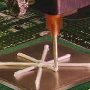 Semiconductor packaging materials range from surface mount and die attach adhesives to glob top, dam and underfill encapsulants.